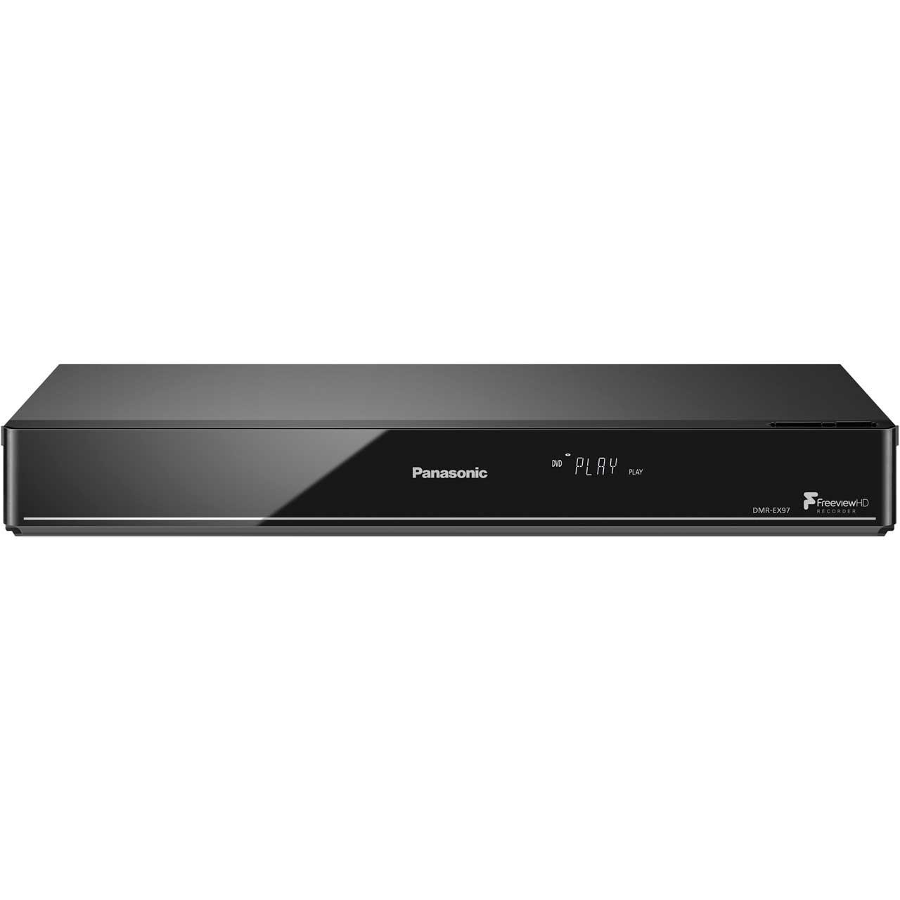 Panasonic DVD Recorder Hard Drive